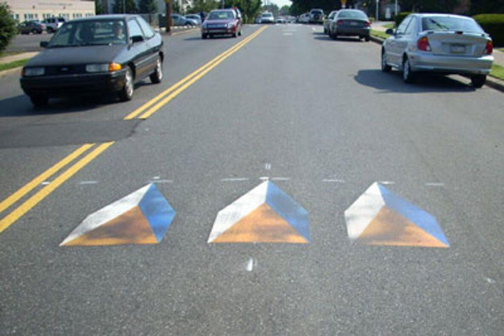 Philadelphia Virtual Speed Bump