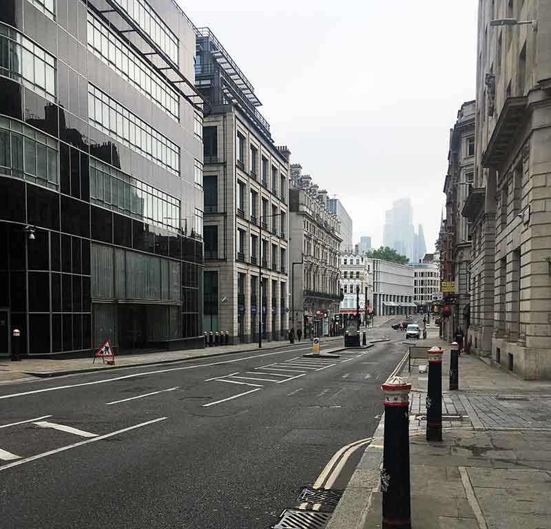 London In Lockdown