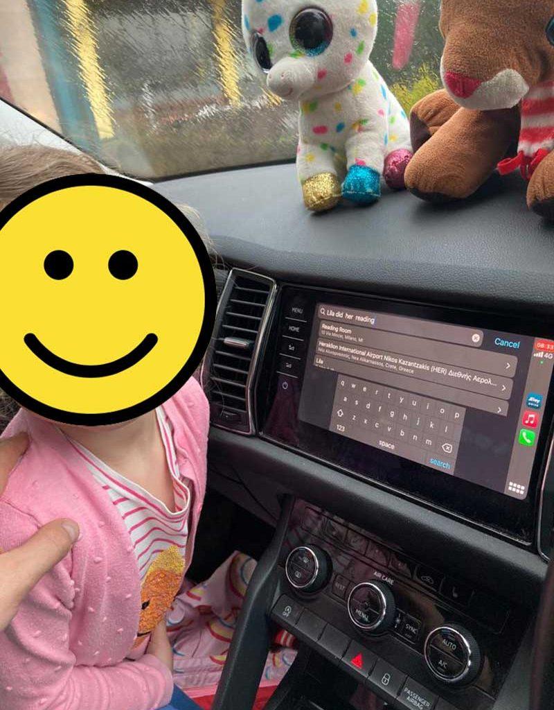 Testing CarPlay