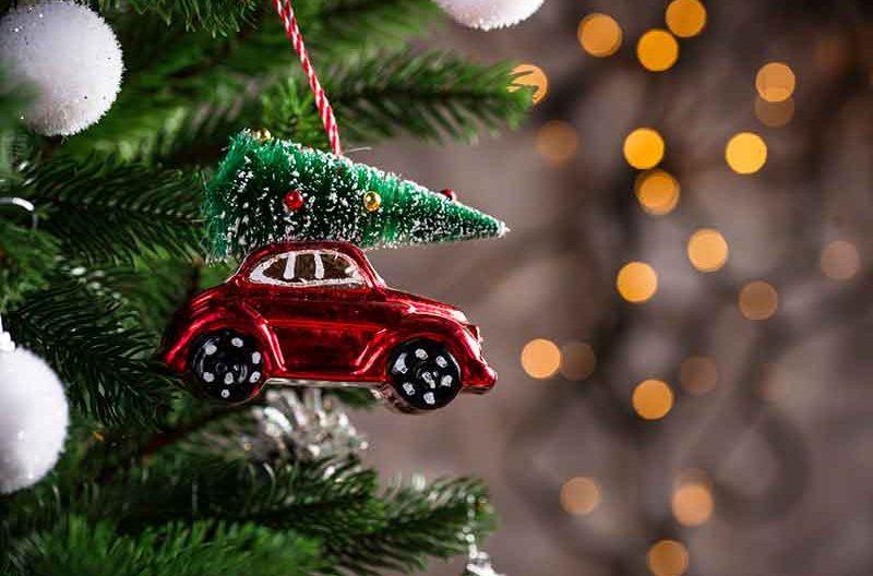 Car Christmas Decoration